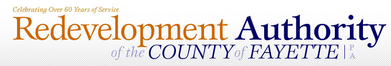 Redevelopment Authority of the County of Fayette